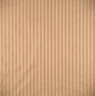Scalamandre: Shirred Stripe SC 0001 121M Peach & Beige