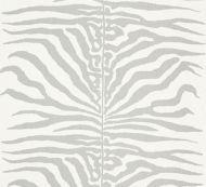 Scalamandre: Zebra 16366M-003 Zinc