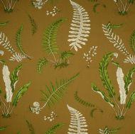 Scalamandre: Elsie de Wolfe Indoor/Outdoor 16425-005 Greens on Brown