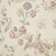 Scalamandre: Somerset Silk Warp Print 16585-001 Bloom