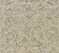 Scalamandre: Palladio Velvet Damask 16592-001 Antique Silver