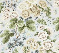 Scalamandre: Highgrove Linen Print 16595-003 Rain