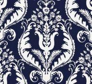 Scalamandre: Primavera 16597-005 Navy