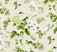 Scalamandre: Ascot Linen Print 16602-001 Verdure
