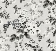 Scalamandre: Ascot Linen Print 16602-003 French Grey