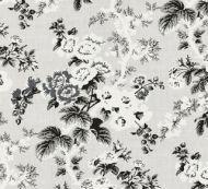 Scalamandre: Ascot Linen Print SC 0003 16602 French Grey