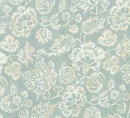 Scalamandre: Calais Linen Print 16607-001 Sky