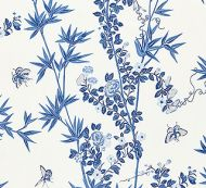 Scalamandre: Jardin de Chine 16608-002 Porcelain