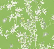 Scalamandre: Jardin de Chine 16608-004 Jade