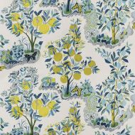 Josef Frank for Schumacher: Citrus Garden 175761 Pool