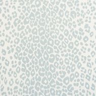 Schumacher: Iconic Leopard Indoor/Outdoor 177320 Sky