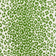 Schumacher: Iconic Leopard Indoor/Outdoor 177322 Green