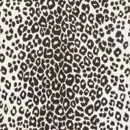 Schumacher: Iconic Leopard Indoor/Outdoor 177324 Graphite