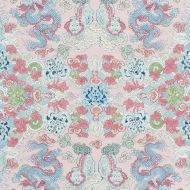 Schumacher: Magic Mountain Dragon 178051 Blush