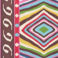 Schumacher: Terence Ikat 178580 Multi