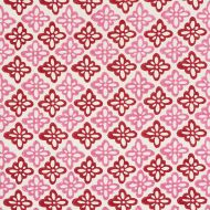 Molly Mahon for Schumacher: Pattee 179300 Pink