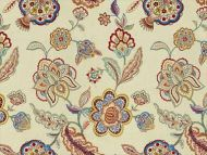 Aerin Lauder for Lee Jofa: Flores 2015144.945.0 Red/Blue