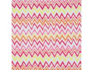 Lilly Pulitzer II for Lee Jofa: Chev On It 2016115.712 Flamingo