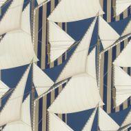 Suzanne Kasler for Lee Jofa: St Tropez Print 2018136.505.0 Navy/Marine