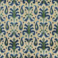 Lee Jofa: Bronwen Velvet 2019123.53.0 Blue/Green