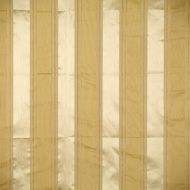 Scalamandre: Federal Stripe 20276M-005 Champagne & Antique Gold