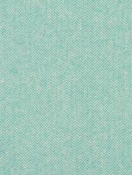 Robert Allen: Wool Chevron in Turquoise