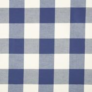 Robert Allen: Checkered Out 241098 Calypso Blue