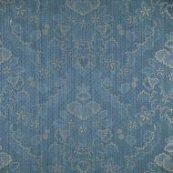 Scalamandre: Villa Lante Unito 26402-005 Prussian Blue