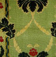 Scalamandre: Villa Farnese 26404-001 Pistachio