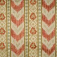 Scalamandre: Ungherese Rigato 26416-004 Multi Reds & Taupes