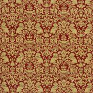Kravet: Iron Lions 26705.916.0 Venetian Red