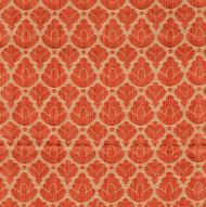 Scalamandre: Rondo CL 0012 26714 Red & Linen