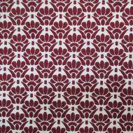 Scalamandre: Susa CL 0006 27004 Bordeaux