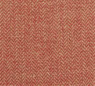 Scalamandre: Oxford Herringbone Weave 27006-011 Rouge