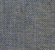 Scalamandre: Oxford Herringbone Weave 27006-016 Denim