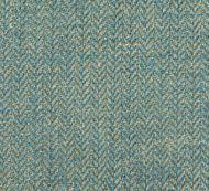 Scalamandre: Oxford Herringbone Weave 27006-019 Turquoise