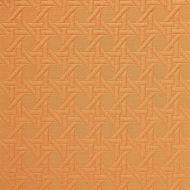 Scalamandre: Canestro Matelasse SC 0004 27008 Mandarin