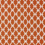 Scalamandre: Trellis Weave SC 0005 27009 Mandarin