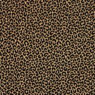 Scalamandre: Panthera Velvet 27037-006 Ebony