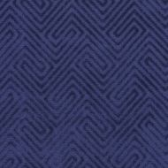 Scalamandre: Meander Velvet 27060-004 Navy