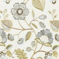Scalamandre: Willowood Embroidery SC 0001 27071 Summer Sage