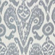 Scalamandre: Bukhara Silk Ikat 27097-001 Indigo