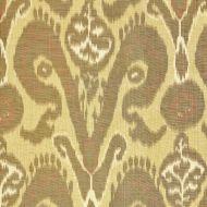 Scalamandre: Bukhara Silk Ikat 27097-002 Spice
