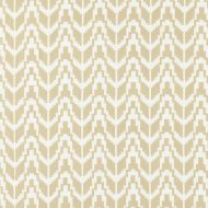 Scalamandre: Chevron Embroidery 27103-001 Straw