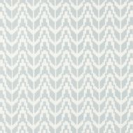 Scalamandre: Chevron Embroidery 27103-002 Rain