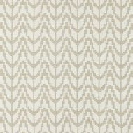 Scalamandre: Chevron Embroidery 27103-003  Flax