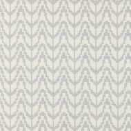 Scalamandre: Chevron Embroidery 27103-004 Pearl