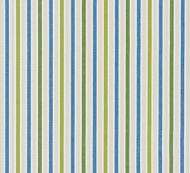 Scalamandre: Leeds Cotton Stripe SC 0003 27114 Ocean Palm