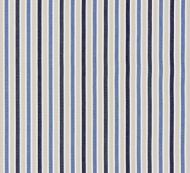 Scalamandre: Leeds Cotton Stripe SC 0004 27114 Indigo