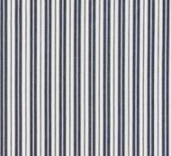 Scalamandre: Devon Ticking Stripe SC 0006 27115 Indigo